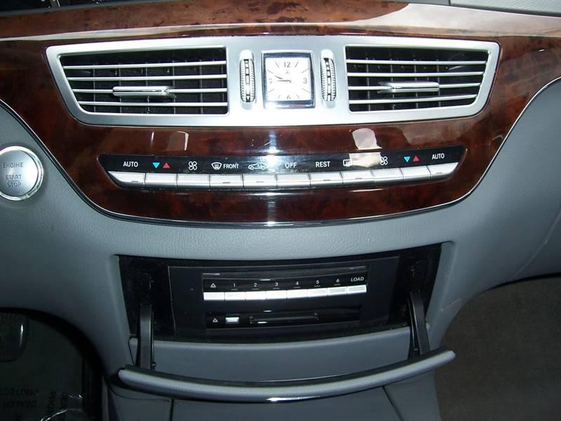 2008 Mercedes-Benz S-Class for sale at Gambacorta Motors Inc. in Townsend DE