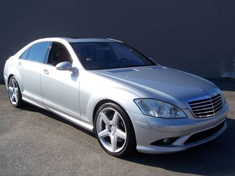 2008 Mercedes-Benz S-Class for sale at Gambacorta Motors Inc. in Townsend DE