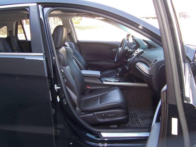 2014 Acura RDX for sale at Gambacorta Motors Inc. in Townsend DE
