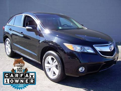 2014 Acura RDX for sale at Gambacorta Motors Inc. in Townsend DE