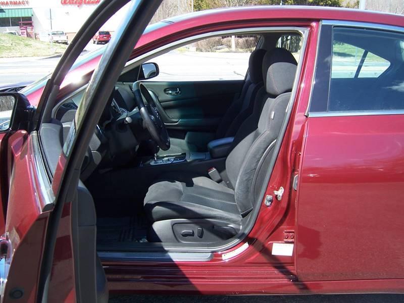 2013 Nissan Maxima for sale at Gambacorta Motors Inc. in Townsend DE