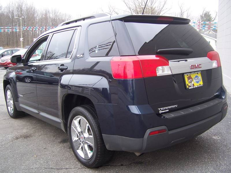 2015 GMC Terrain for sale at Gambacorta Motors Inc. in Townsend DE