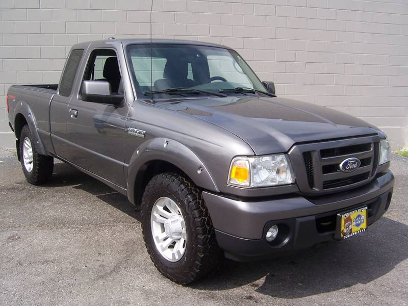 2011 Ford Ranger for sale at Gambacorta Motors Inc. in Townsend DE