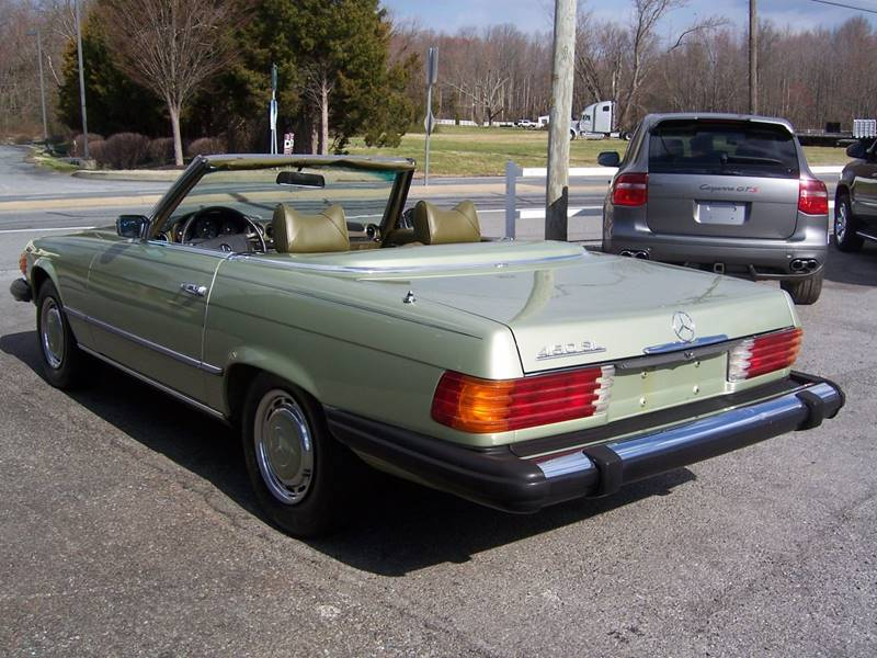 1975 Mercedes-Benz 400-Class for sale at Gambacorta Motors Inc. in Townsend DE
