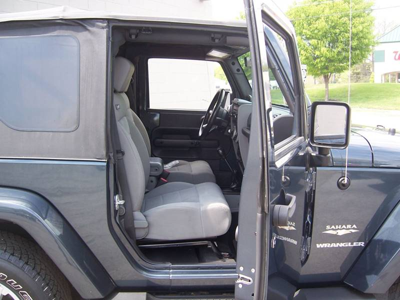 2008 Jeep Wrangler for sale at Gambacorta Motors Inc. in Townsend DE