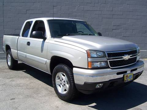 2006 Chevrolet Silverado 1500 for sale at Gambacorta Motors Inc. in Townsend DE