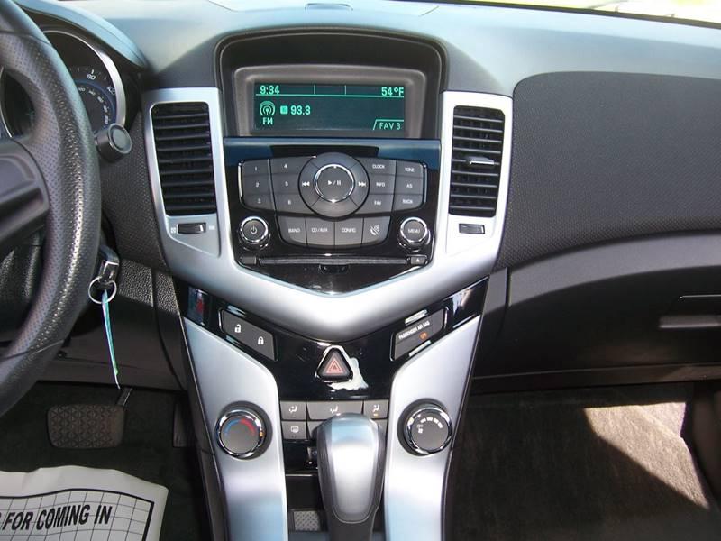 2011 Chevrolet Cruze for sale at Gambacorta Motors Inc. in Townsend DE