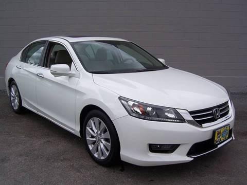 2014 Honda Accord for sale at Gambacorta Motors Inc. in Townsend DE