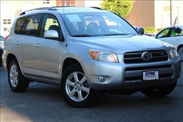 2008 Toyota RAV4 for sale in Somerset NJ