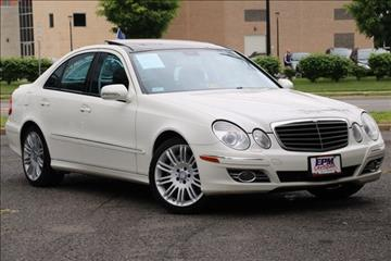 2008 Mercedes-Benz E-Class for sale in Somerset, NJ