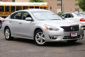2013 Nissan Altima for sale in Somerset NJ