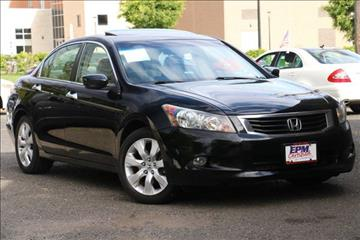 2008 Honda Accord for sale in Somerset, NJ