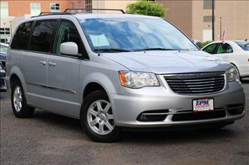 2012 Chrysler Town and Country for sale in Somerset, NJ