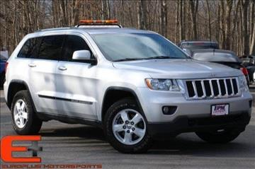 2011 Jeep Grand Cherokee for sale in Somerset, NJ