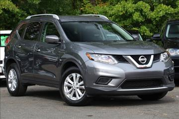 2016 Nissan Rogue for sale in Somerset, NJ