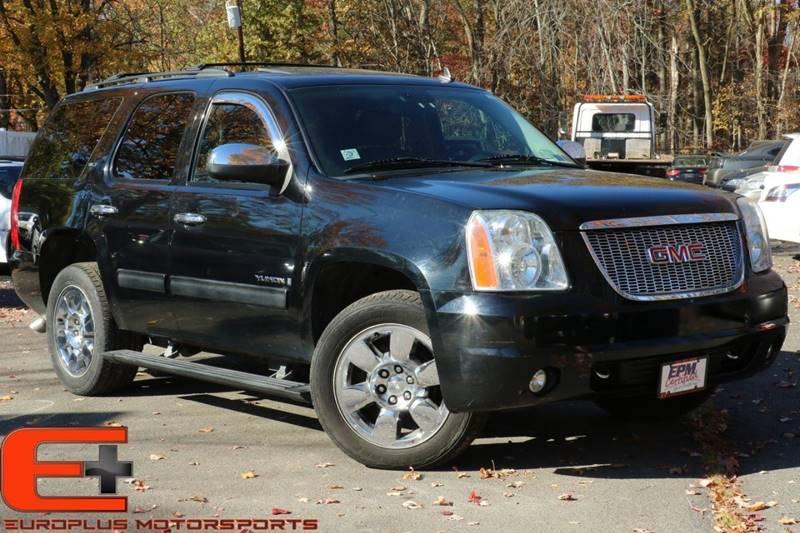 2009 GMC Yukon 4x4 SLT 4dr SUV w/ 4SB - Somerset NJ