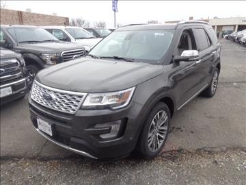 2017 Ford Explorer for sale in Laurel, MD