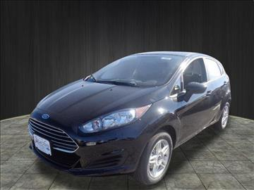 2017 Ford Fiesta for sale in Laurel, MD