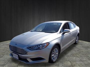 2017 Ford Fusion for sale in Laurel, MD