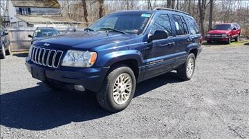 2002 Jeep Grand Cherokee for sale in Walker Valley, NY