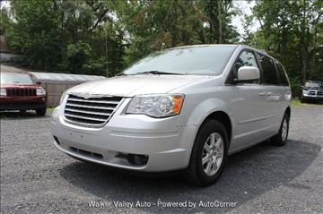 2008 Chrysler Town and Country for sale in Walker Valley, NY