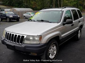 2003 Jeep Grand Cherokee for sale in Walker Valley, NY