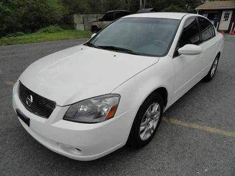 2005 Nissan Altima for sale in Westport, MA