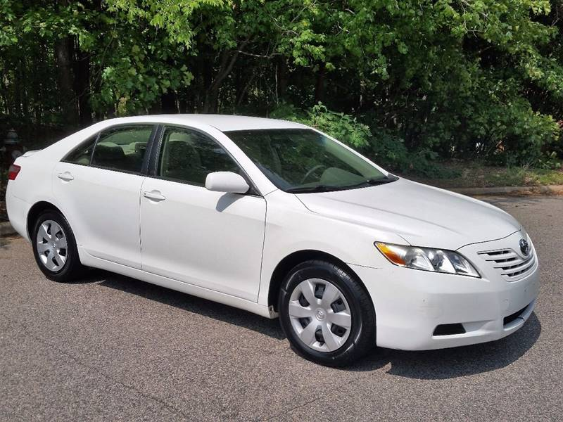 2007 Toyota Camry CE 4dr Sedan (2.4L I4 5M) - Raleigh NC