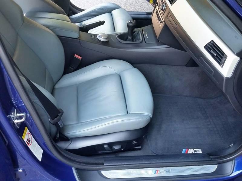 2008 BMW M3 4dr Sedan - Raleigh NC