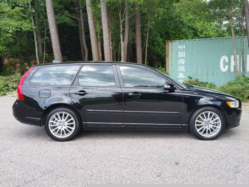 2009 Volvo V50 2.4i 4dr Wagon - Raleigh NC