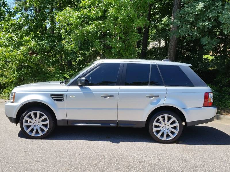 2008 Land Rover Range Rover Sport 4x4 HSE 4dr SUV - Raleigh NC