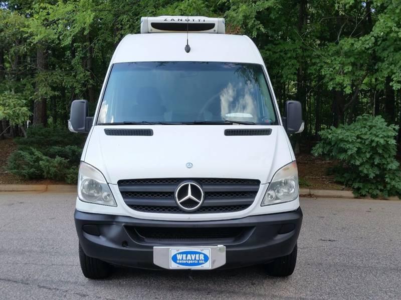 2011 Mercedes-Benz Sprinter Cargo 2500 170 WB 3dr Cargo Van - Raleigh NC