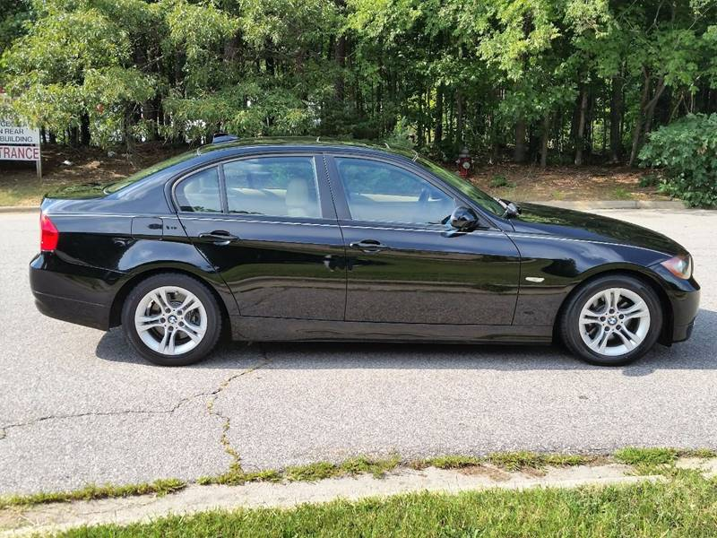 2008 BMW 3 Series 328i 4dr Sedan - Raleigh NC