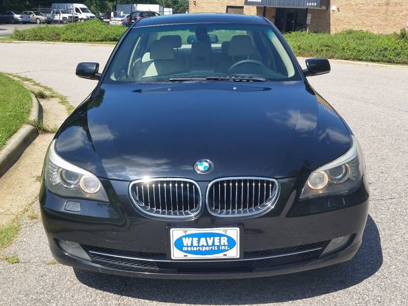2008 BMW 5 Series 528i 4dr Sedan Luxury - Raleigh NC