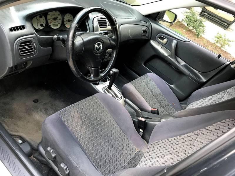 2002 Mazda Protege5 4dr Wagon - Raleigh NC