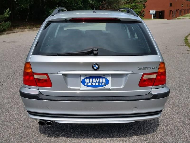 2003 BMW 3 Series AWD 325xi 4dr Sport Wagon - Raleigh NC