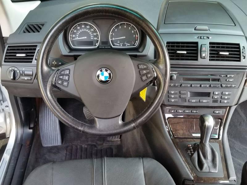 2007 BMW X3 AWD 3.0si 4dr SUV - Raleigh NC