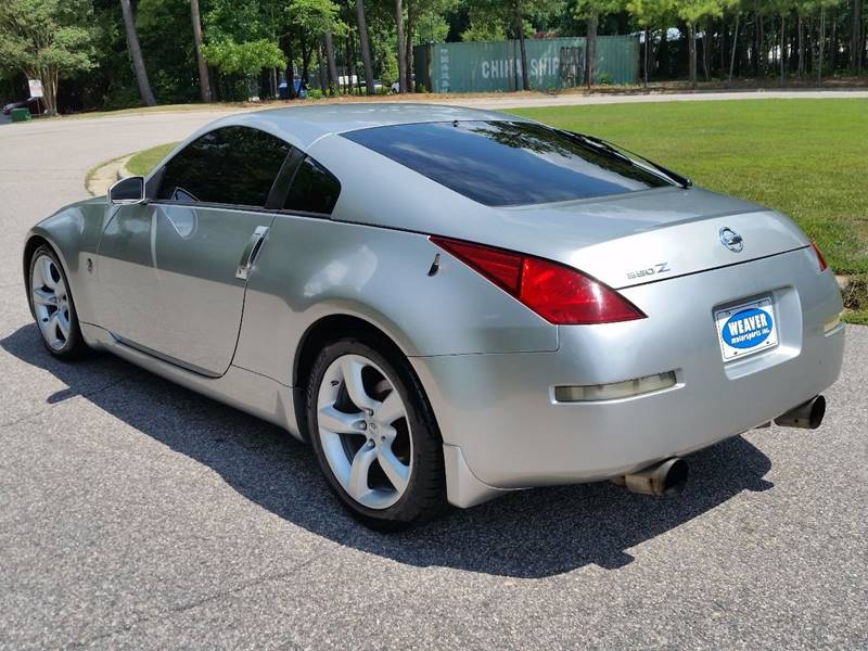 2004 Nissan 350Z Touring 2dr Coupe - Raleigh NC
