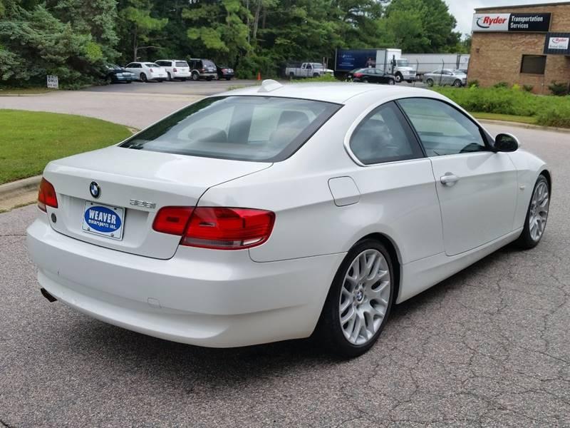 2007 BMW 3 Series 328i 2dr Coupe - Raleigh NC
