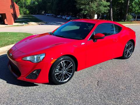 2013 Scion FR-S for sale in Raleigh, NC