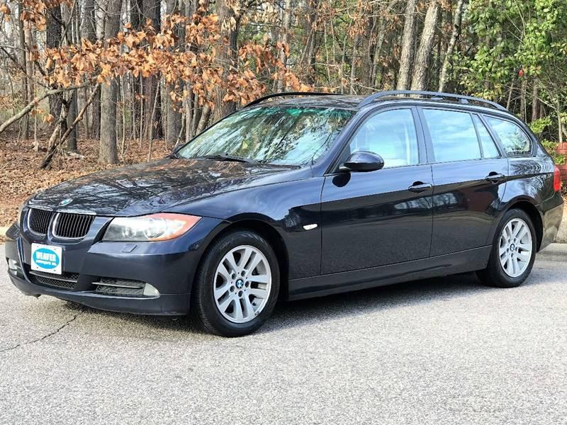 Bmw Series AWD Xi Dr Wagon In Raleigh NC Weaver - Bmw 325xi awd