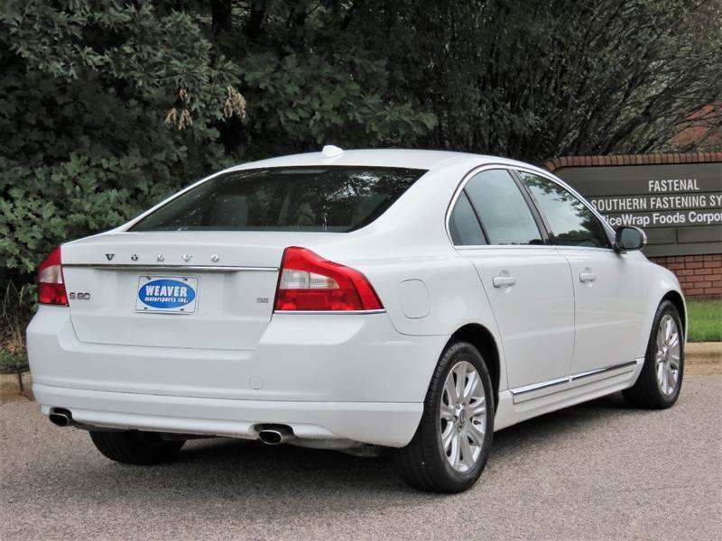 2010 Volvo S80 for sale in Raleigh, NC