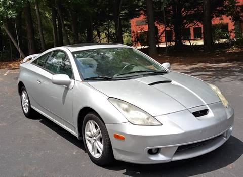 2000 Toyota Celica for sale in Raleigh, NC