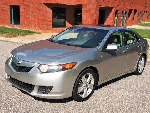 2009 Acura TSX for sale at Weaver Motorsports Inc in Raleigh NC