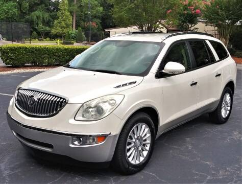 2011 Buick Enclave for sale at Weaver Motorsports Inc in Raleigh NC
