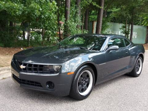 2013 Chevrolet Camaro for sale at Weaver Motorsports Inc in Raleigh NC