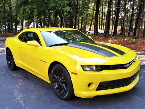 2014 Chevrolet Camaro for sale at Weaver Motorsports Inc in Raleigh NC
