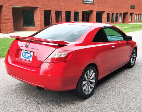2011 Honda Civic for sale at Weaver Motorsports Inc in Raleigh NC