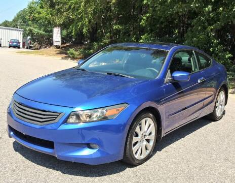 2008 Honda Accord for sale at Weaver Motorsports Inc in Raleigh NC