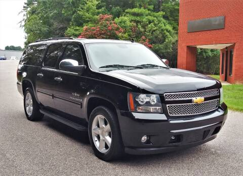 2013 Chevrolet Suburban for sale at Weaver Motorsports Inc in Raleigh NC
